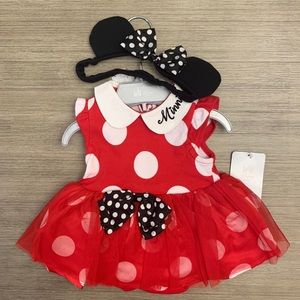 Minnie Mouse Baby Girl Dress